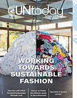 Working towards sustainable fashion