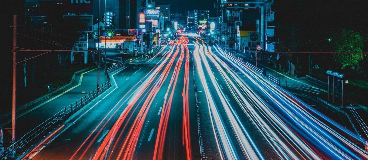Parando el tráfico