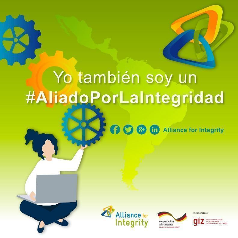 Campaña #AliadoPorLaIntegridad- Alliance for Intergrity