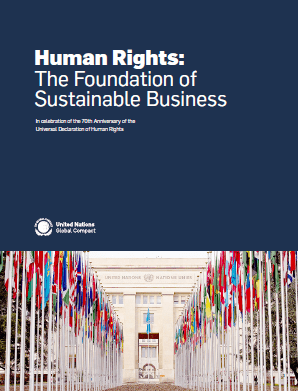 Human Rights: The Foundation of Sustainable Business
