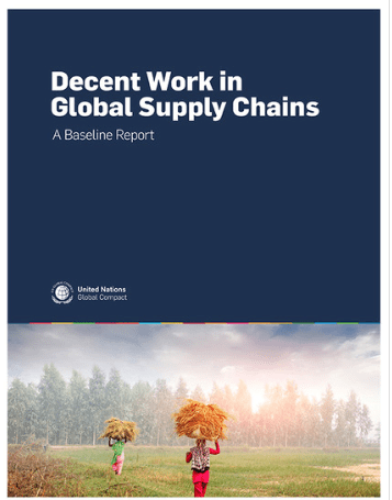 Decent Work in Global Supply Chain