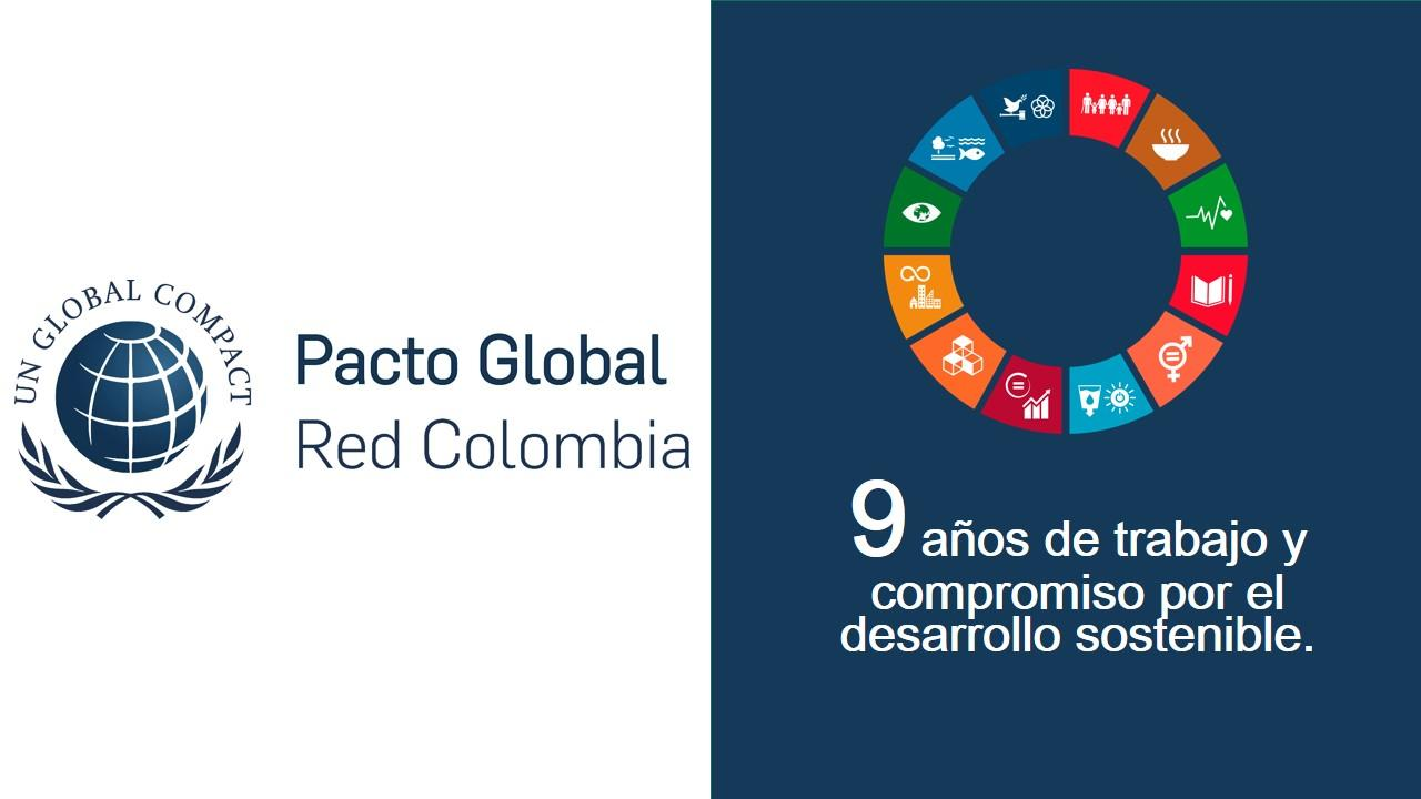 Pacto Global Red Colombia cumple 9 años