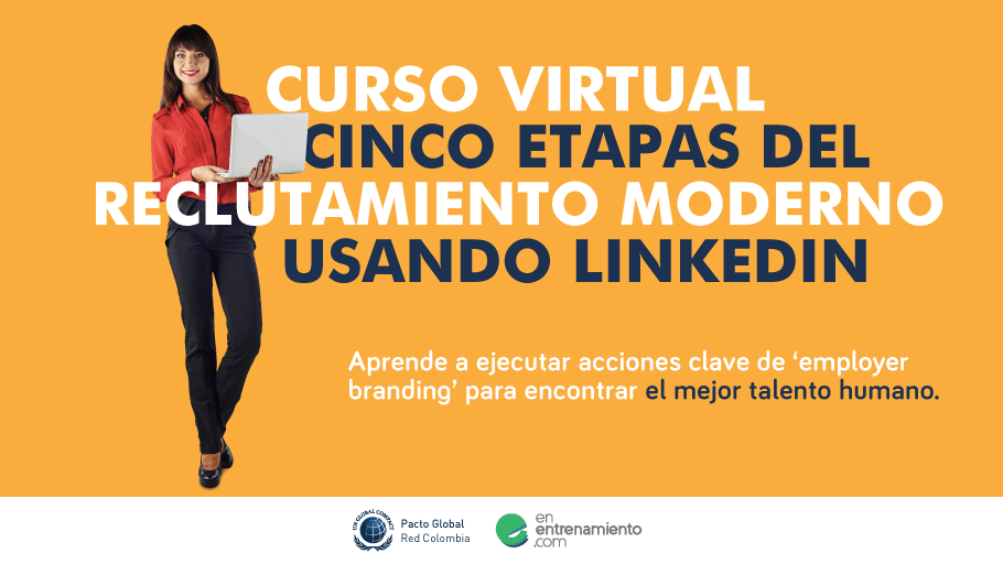 Curso Virtual de reclutamiento en LinkedIn