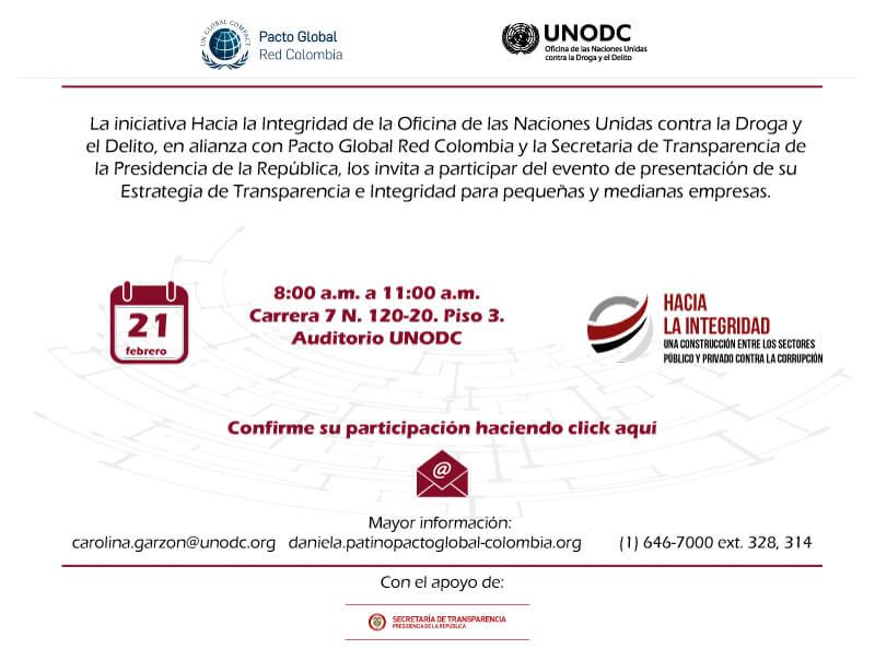 Pymes Pacto Global - UNODC