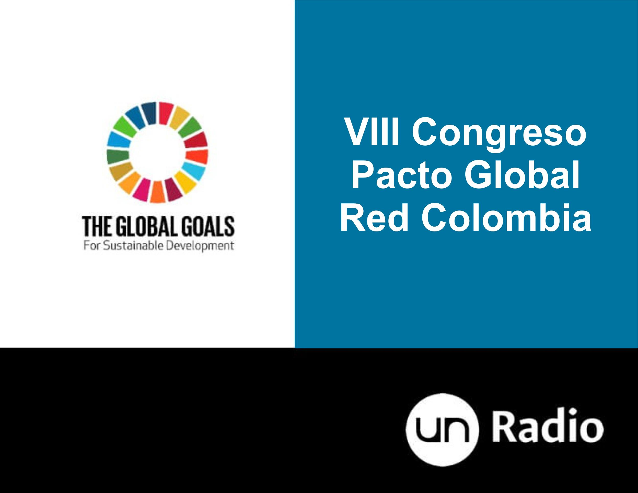 VIII Congreso Pacto Global Red Colombia