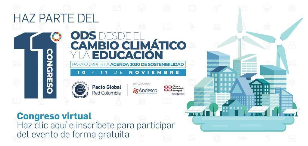11 Congreso Pacto Global Red Colombia